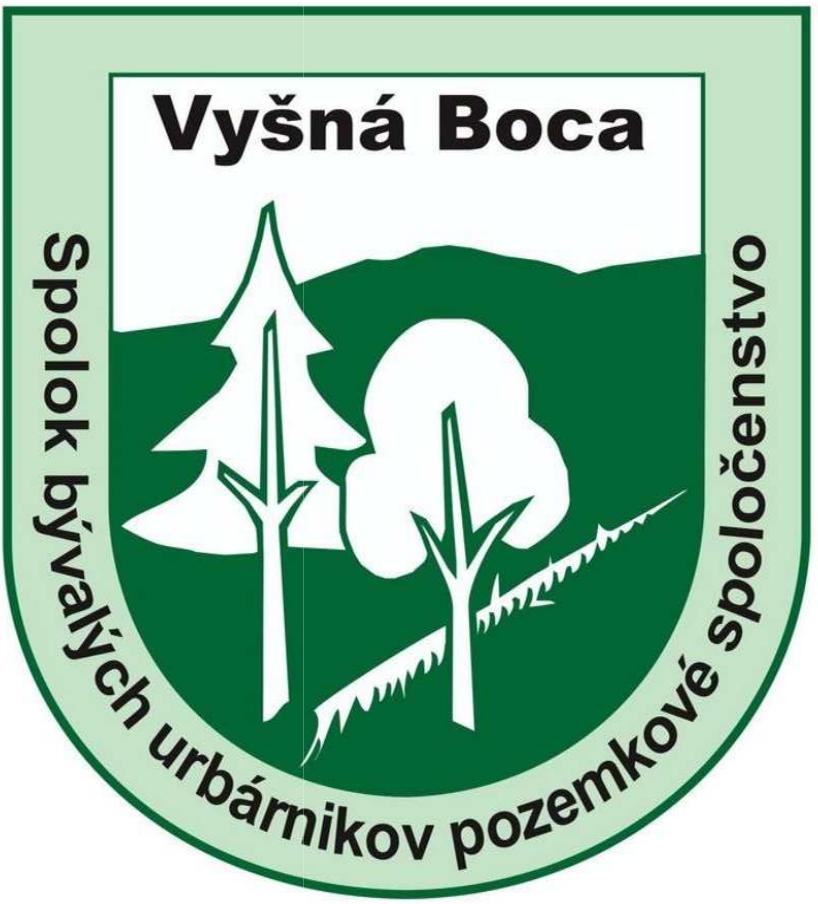 Spolok bývalých urbárnikov pozemkové spoločenstvo Vyšná Boca